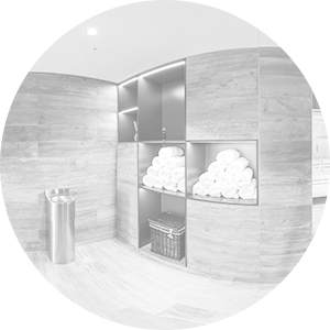 Steam bath & sauna